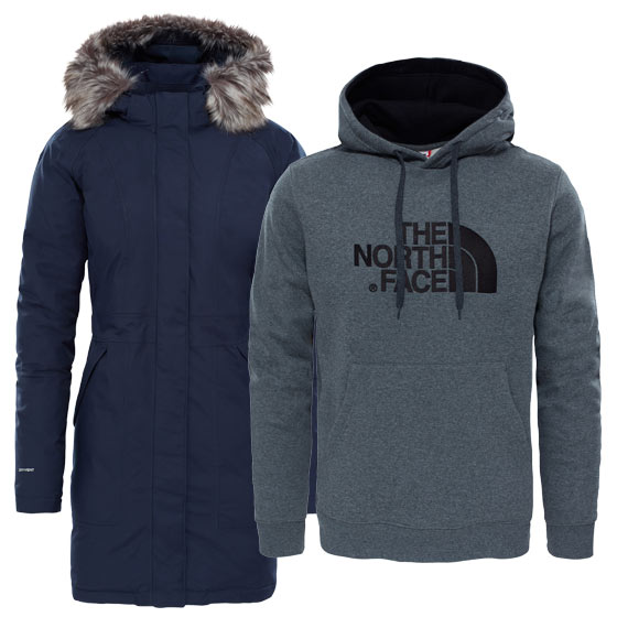 newest 62714 ea625 The North Face kläder