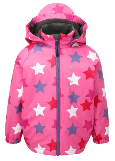 the best attitude d1912 b079b Varberg Stars Rain Jacket w fleece regnjacka