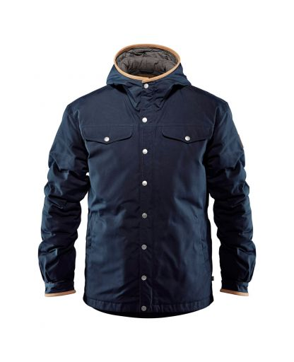 Greenland No. 1 Down Jacket Men dunjacka Vinterjackor