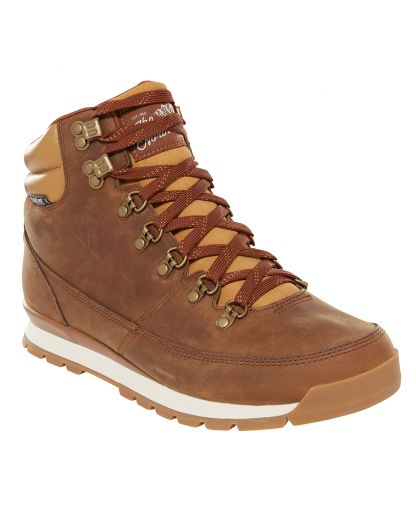 4cb72cec The North Face - B2B Redux Leather Men herrkängor - Dijon Brown/Tagumi Brown