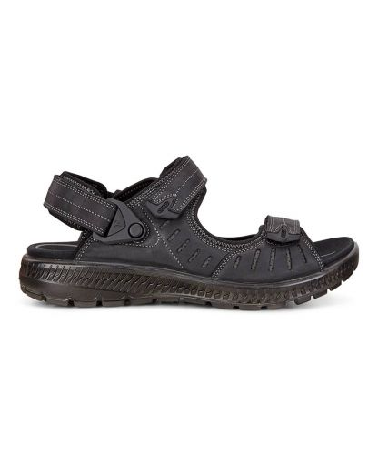ECCO - ECCO TERRA SANDAL MEN - Black