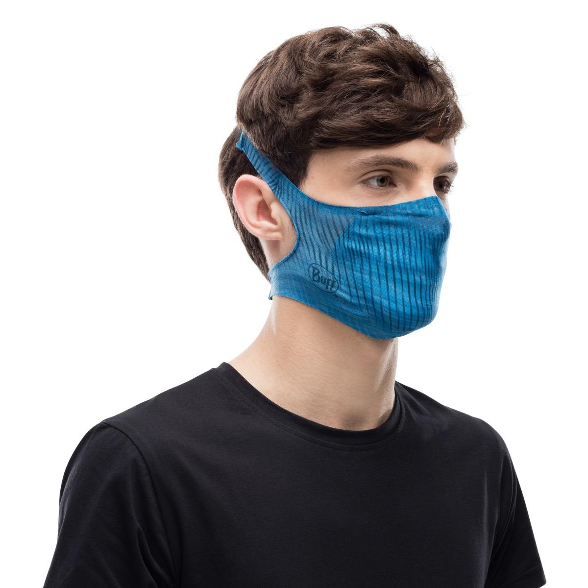 Buff filter maske