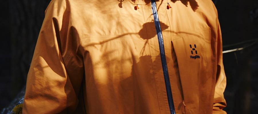Der kan være stor forskel på slidstyrken på skaljakke